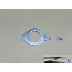 GUARNIZIONE COLLET.PRE KAT- 4G64/69 (piccola interasse fori 8,5 mm)